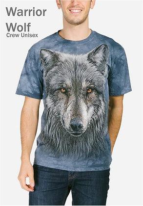 Wolf Warrior Unisex Short Sleeve Shirt