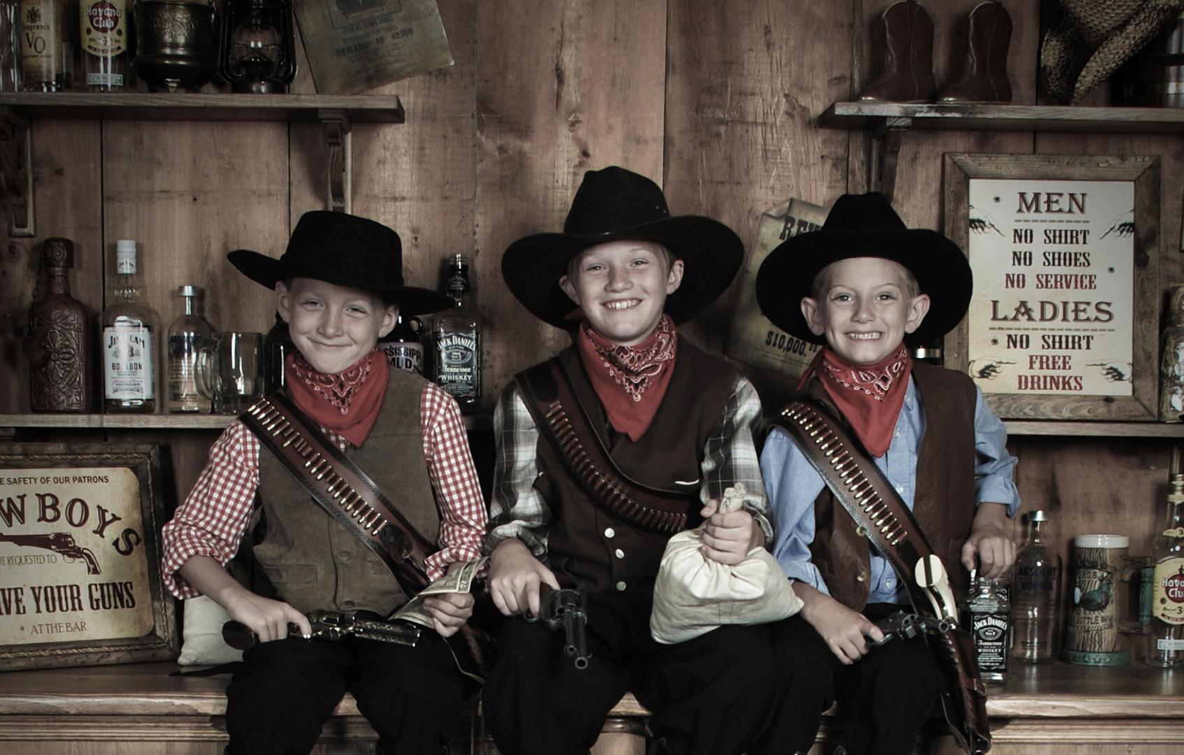 Western Outlaws