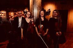 Jousikvartetti häihin Neue Quartet