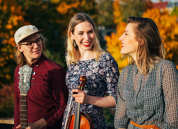 Taustamusiikki (trio) - 2 x 45 min