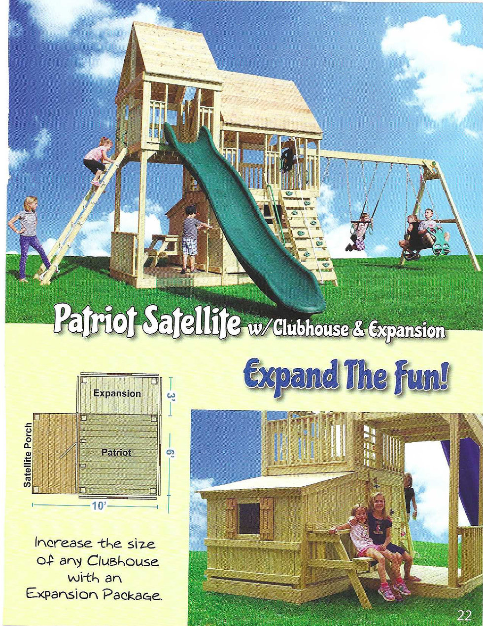 Patriot Satellite clubhouse expansion.jp