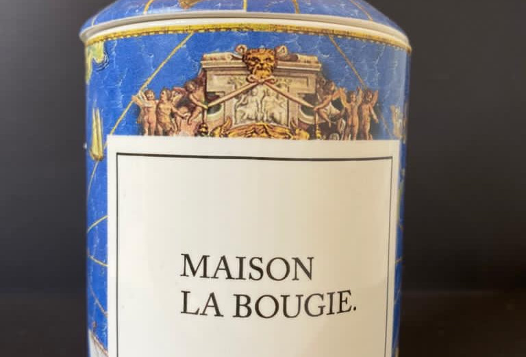 MAISON LA BOUGIE • Bougie