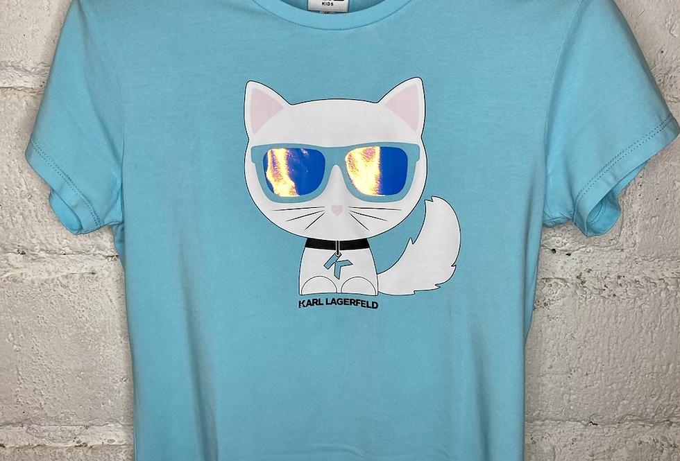 KARL LAGARFELD • Tee shirt