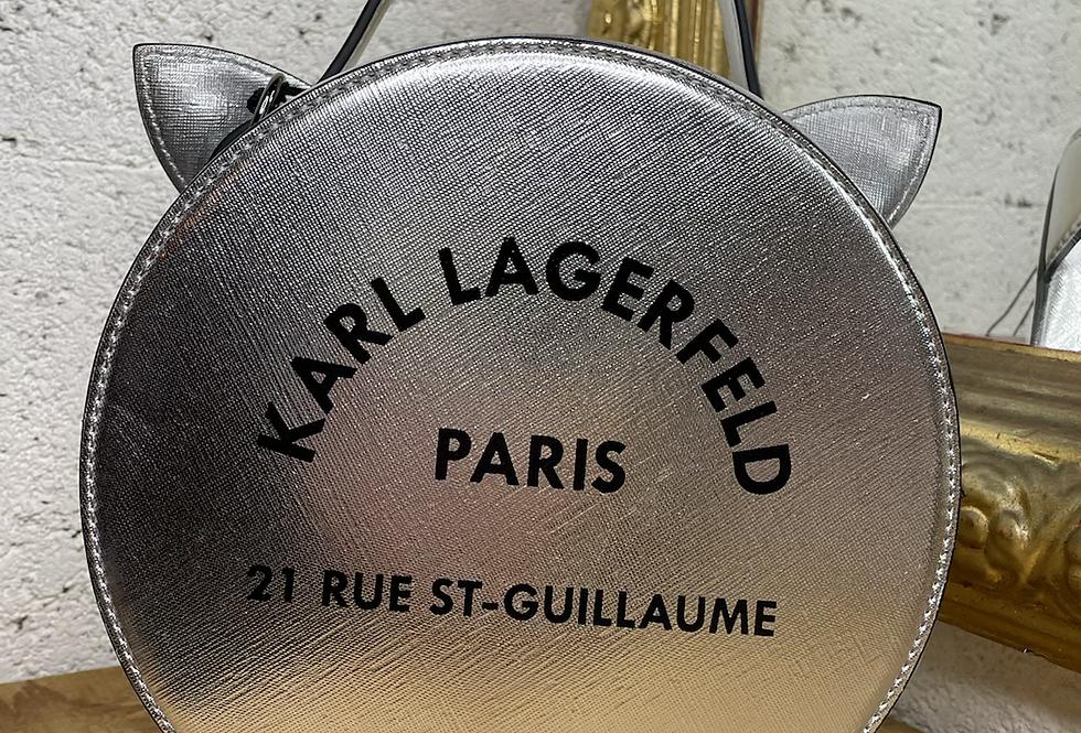 KARL LAGERFELD • Sac en bandoulière