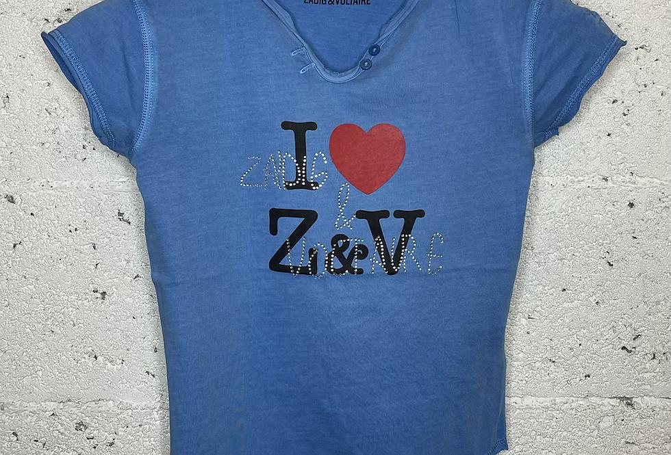 ZADIG & VOLTAIRE • Tee-shirt