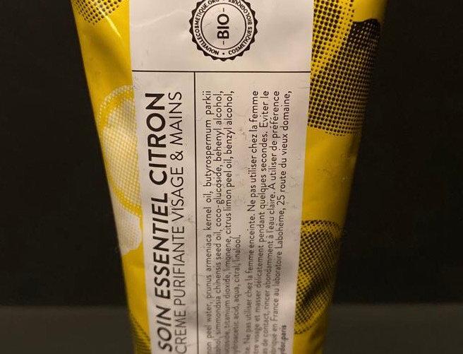 COSMYDOR • Crème purifiante visage et main