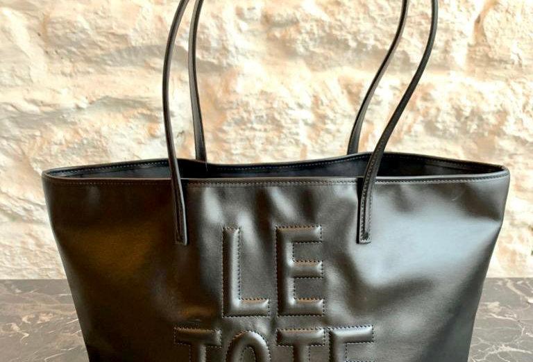 LE SNOB • Mini tote bag