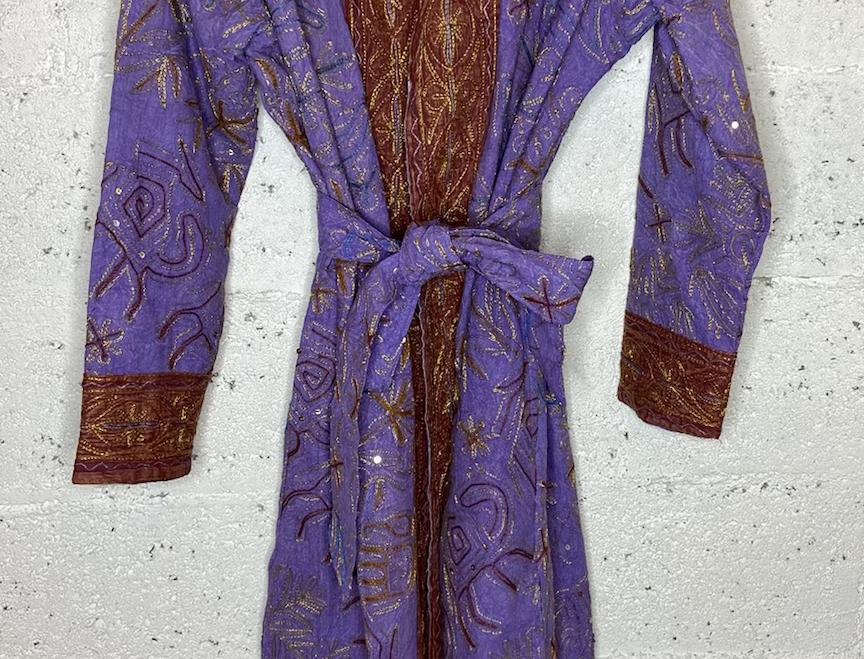 VICTORIA LEIVISSA • Kimono