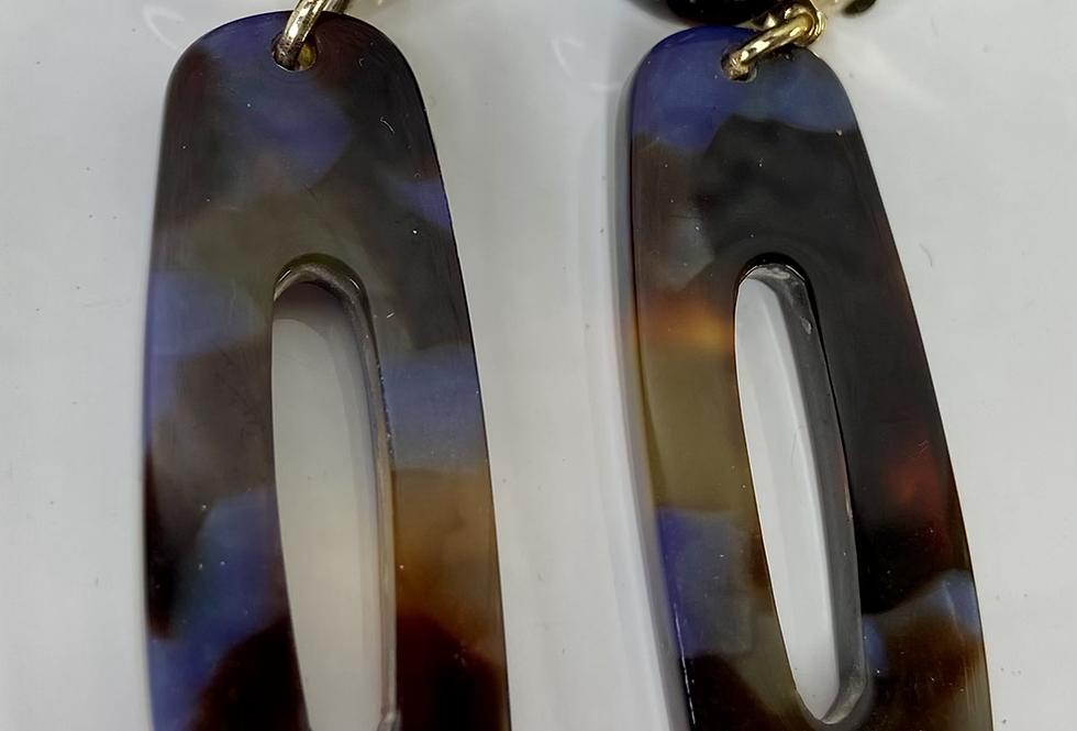 FRANCINE BRAMLI • Boucles d'oreilles clips