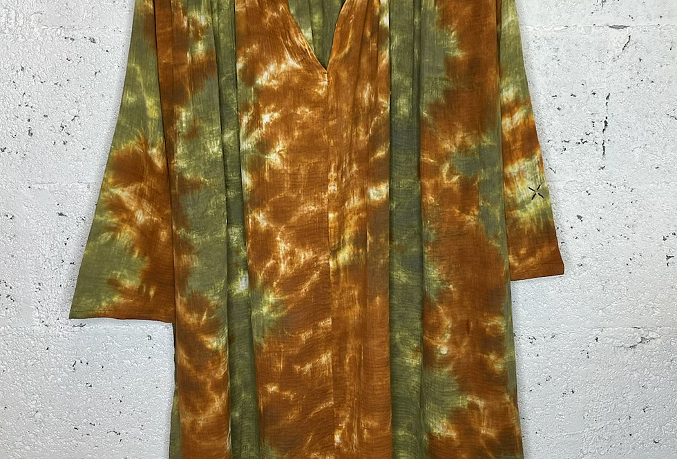 LOVE AND LET DYE • Robe