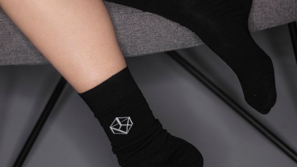 3 paires de chaussettes Kromatique