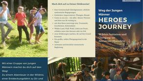 """""""Heroes Journey"""" für Junge Männer von 13 bis 16"""