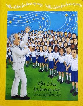 Villa-Lobos para jovens - O grande compositor do Brasil
