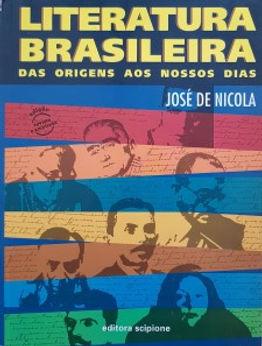 Literatura Brasileira. Das Origens Aos Nossos Dias
