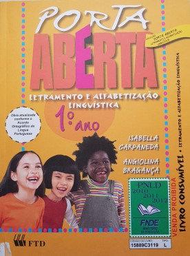 Matemática  ‐ 1° ano, Porta Aberta