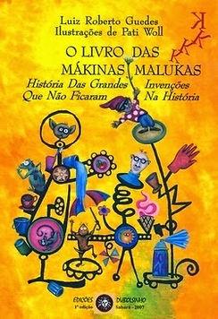 O livro das mákinas malukas