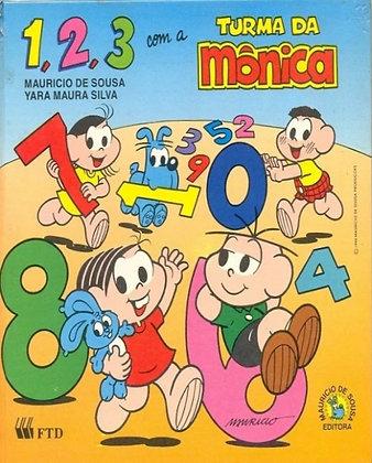Turma da Mônica - 1, 2, 3 com a Turma da Mônica
