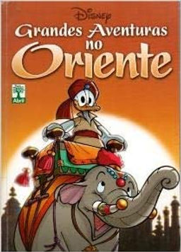 Pato Donald - Grandes aventuras no Oriente