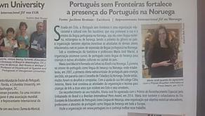 PSF no Jornal sem Fronteiras