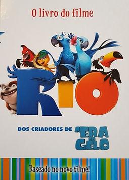 Rio - O livro do filme