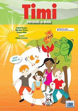 Timi, português língua estrangeira, 5 a 7 anos