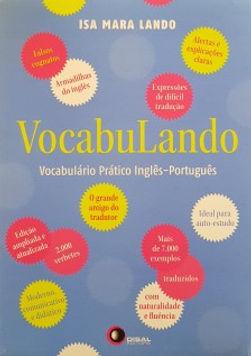 Vocabulando - Vocabulário Prático Inglês-Português