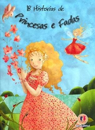 18 histórias de princesas e fadas
