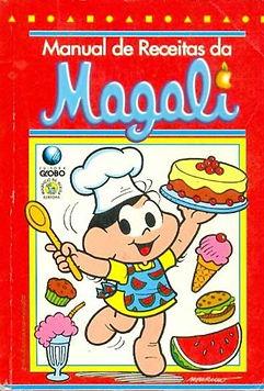 Turma da Mônica - Manual de Receitas da Magali