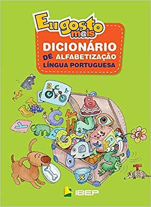 Dicionário de alfabetização ‐ língua portuguesa