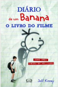 Diário de um banana, o livro do filme