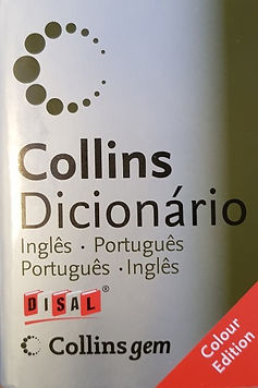 Collins Dicionário Gem - Inglês Português / Português Inglês