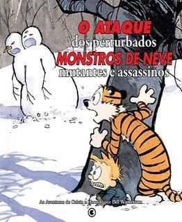 O ataque dos perturbados monstros de neve mutantes e assassinos