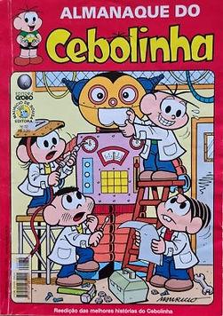 Turma da Mônica - Almanaque do Cebolinha, n. 72