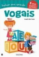 Praticar para aprender vogais