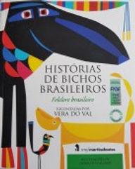 Histórias de bichos brasileiros