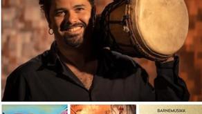 Projeto musical com Lius Baruch vence prêmio