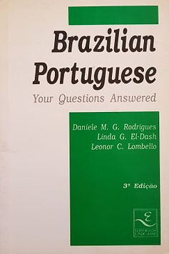 Brazilian Portuguese - Your Questions Answered