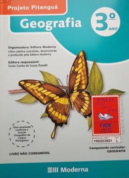 Geografia  ‐ 3° ano, Projeto Pitanguá