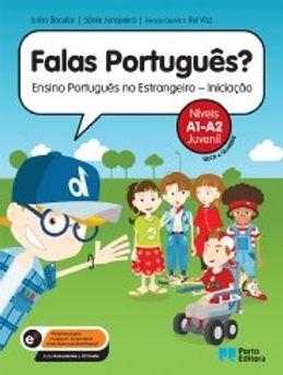 Falas português? Níveis A1‐A2 juvenil