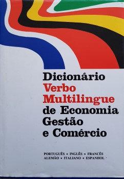 Dicionário Verbo Multilingue de Economia, Gestão e Comércio