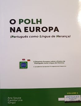 O Polh Na Europa: (Português Como Língua De Herança)