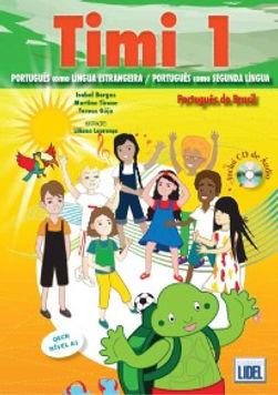 Timi 1, português língua estrangeira, 7 a 8 anos