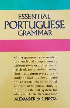 Portuguese An essential Grammar