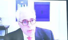 Aprovada indicação de Ênio Cordeiro para a embaixada do Brasil na Noruega