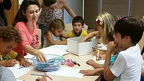 """V Concurso de Desenho Infantil """"Brasileirinhos no Mundo"""""""
