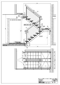 Innen-Treppe