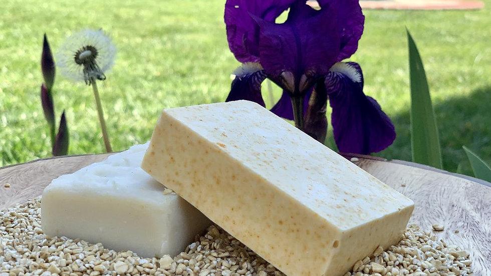 Handmade All Natural Bar Soap             Variety 3-Pack