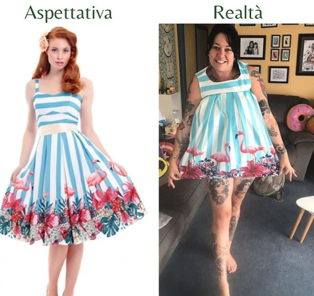 expectation reality of online sale