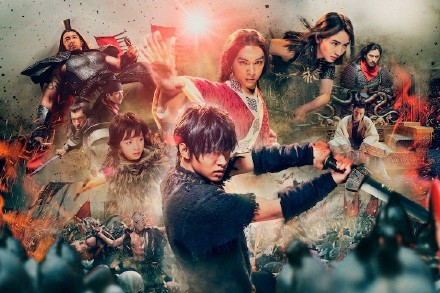 """Kingdom"" with Yamazaki Kento is getting a sequel"