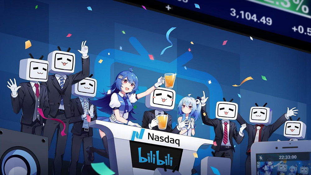 Gen Z and Social Media chinese bilibili